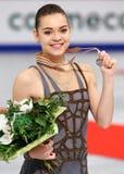 Adelina SOTNIKOVA (RUS) Stock Images