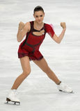 Adelina SOTNIKOVA (RUS) Royalty Free Stock Photo