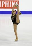 Adelina SOTNIKOVA (RUS) Stock Image