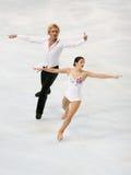 Adeline CANAC/Maximin COIA short o programa Fotos de Stock Royalty Free