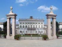 Adellandhaus Stockfoto