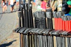 Adelt Andenken von Malbork in Polen Stockfoto