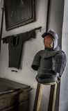 Adelt Rüstung Museum von Meersburg in Deutschland Stockbilder