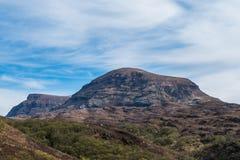 Adembenemend landelijk berglandschap Schotland stock afbeelding