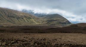 Adembenemend landelijk berglandschap Schotland stock fotografie
