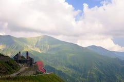 Adembenemend landschap Royalty-vrije Stock Afbeelding