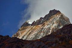 Aden-Berg Xian Nairi Stockbild