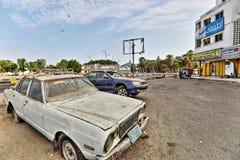 Aden Street Stockfotografie