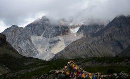 Aden Xian nai ri szczyt Zdjęcie Royalty Free