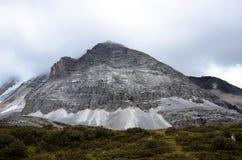 Aden Xian nai ri szczyt Obrazy Stock