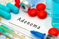 Adenoma Lizenzfreies Stockbild