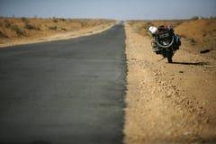 Adenture Motorradfahren Lizenzfreie Stockfotografie