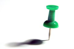 Aderência de polegar verde Fotografia de Stock Royalty Free