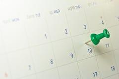 Aderência de polegar verde Imagem de Stock