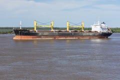 Adfines南船在罗萨里奥 库存照片