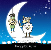 Adha Eid Royalty Free Stock Photos