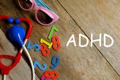 ADHD fotografia stock