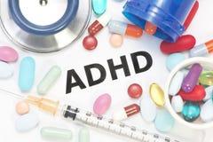 ADHD Стоковое Изображение