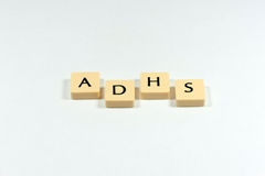 ADHD disease Stock Photography