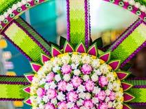 Adhesión de las flores Fotos de archivo libres de regalías