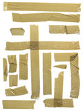 Adhesiv tape set Stock Image
