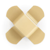 Adhesive bandage Royalty Free Stock Images