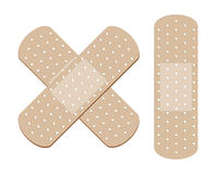 Adhesive Bandage Royalty Free Stock Photo