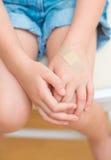 Adhesive bandage. Royalty Free Stock Photo