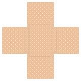 Adhesive bandage Royalty Free Stock Image