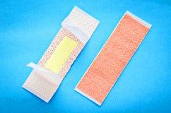 Adhesive bandage plasters set. Stock Photography