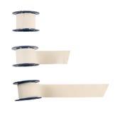 Adhesive bandage sticking plaster isolated Stock Photo