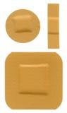 Adhesive bandages Stock Image