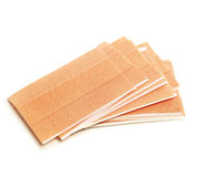 Adhesive bandages Royalty Free Stock Photos