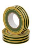 Adhesive insulating tape Royalty Free Stock Photo