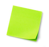 Adhesive notes Royalty Free Stock Image