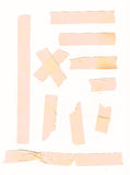 adhesive osacza nutowego papieru fotografii ustalonej taśmy royalty ilustracja