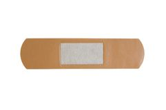 Adhesive plaster Royalty Free Stock Photography