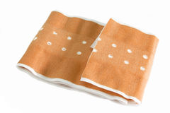 Adhesive plaster Stock Images