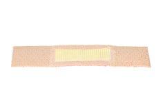 Adhesive plaster Stock Image