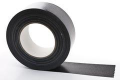 adhesive svart band Royaltyfri Foto