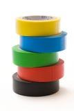 Adhesive tape Royalty Free Stock Photos