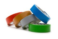 Adhesive tape Royalty Free Stock Photo