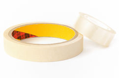 Adhesive tape Royalty Free Stock Photo