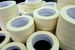 Adhesive tape Stock Images
