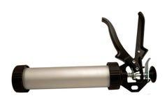 adhezyjny lotniczego pistoletu krzem obrazy stock