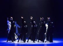 """Adiós al  del shelter†del dance""""No del ` s de más allá-Huang Mingliang fotos de archivo libres de regalías"""
