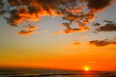 Adiós, Sun foto de archivo libre de regalías