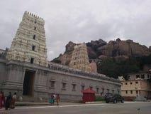 Adi chunchanagiri świątynny ładny kłapnięcie obrazy royalty free