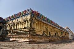 Adi Kumbeswarar świątynia, Kumbakonam, tamil nadu obraz stock