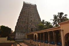 Adi Kumbeswarar świątynia, Kumbakonam, tamil nadu obrazy stock